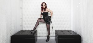 Mistress Daria Bondassage Dallas